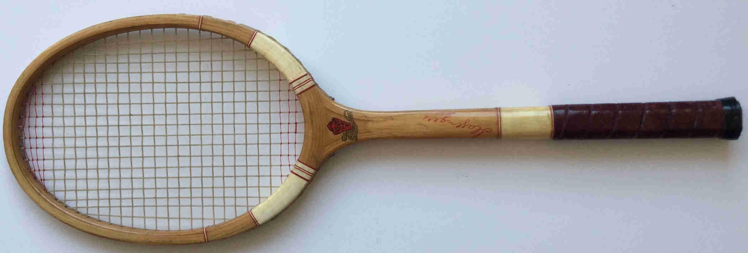 77fe1dfd89 Jim's Tennis - Rackets 1940s - 1970s